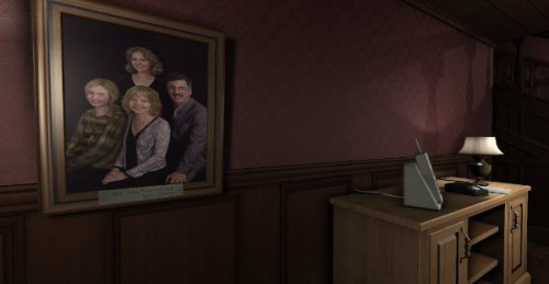gone home game portrait